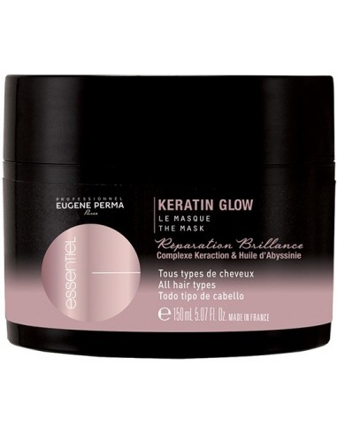 Mascarilla Keratin Glow Essentiel Eugene Perma 150 ml